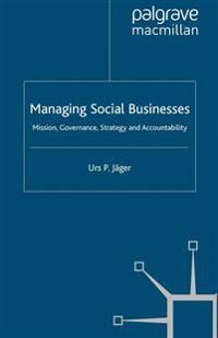Managing Social Businesses