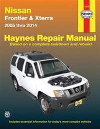 Haynes Nissan Frontier & Xterra 2005 Thru 2014 Automotive Repair Manual
