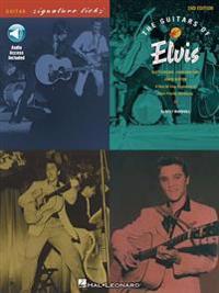 Presley Elvis the Guitars of Elvis