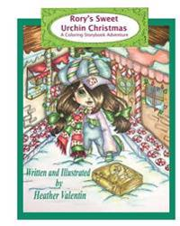 Rory's Sweet Urchin Christmas: A Coloring Storybook Adventure