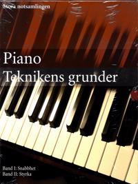 Piano : teknikens grunder