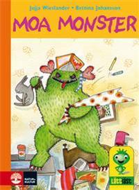 Moa Monster