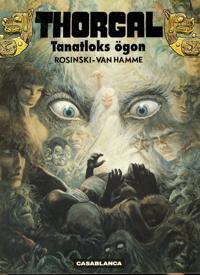 Thorgal 3. Tanatloks ögon