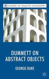 Dummett on Abstract Objects
