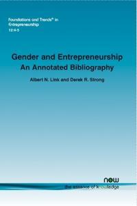 Gender and Entrepreneurship