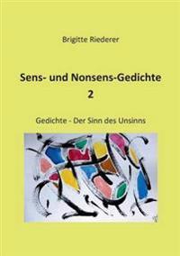 Sens- und Nonsens-Gedichte 2