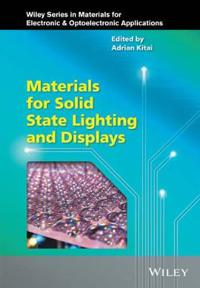 Materials for Solid State Lighting and Displays