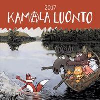 KAMALA LUONTO 2017 -SEINÄKALENTERI