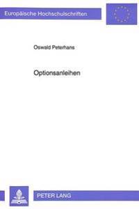 Optionsanleihen: Eine Empirische Untersuchung