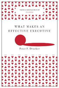 What Makes an Effective Executive