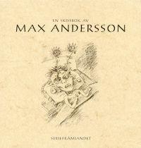 Max Andersson : en skissbok