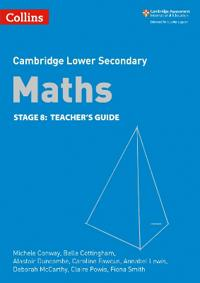 Cambridge Checkpoint Maths Teacher Guide Stage 8