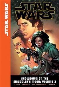 Star Wars: Showdown on the Smuggler's Moon, Volume 3