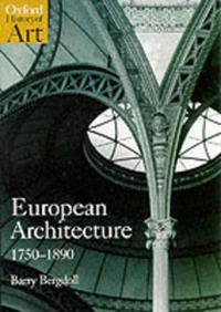 European Architecture, 1750-1890