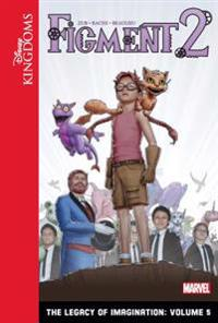 Figment 2: The Legacy of Imagination: Volume 5