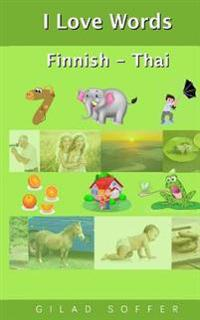 I Love Words Finnish - Thai