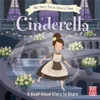 My very first story time: cinderella - fairy tale with picture glossary and