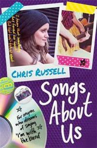 Songs about a girl: songs about us - book 2 from a zoella book club 2017 fr