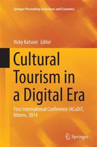 Cultural Tourism in a Digital Era