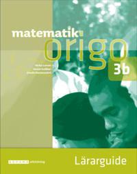 Matematik Origo Lärarguide 3b