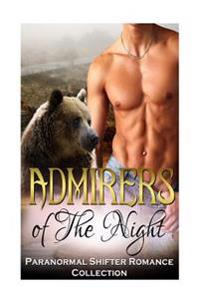 Admirers of the Night: Panther Shifter Romance: (Paranormal Pregnancy Protector Romance Collection)