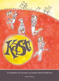 Kast!; 75 andakter for juniorer - Carsten Hjort Pedersen | Ridgeroadrun.org