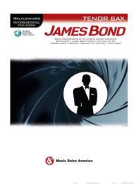 James Bond: Tenor Sax