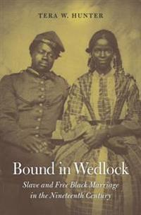 Bound in Wedlock: Slave and Free Black Marriage in the Nineteenth Century