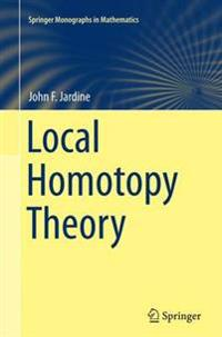 Local Homotopy Theory