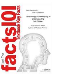 Psychology, From Inquiry to Understanding