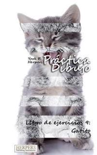 Practica Dibujo - Libro de Ejercicios 9: Gatito