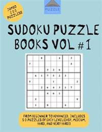 Sudoku Puzzle Books Vol#1