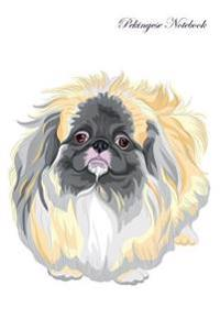 Pekingese Notebook Record Journal, Diary, Special Memories, to Do List, Academic Notepad, and Much More