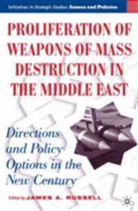 Proliferation of Weapons of Mass Destruction in the Middle East