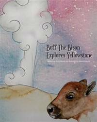 Buff the Bison Explores Yellowstone