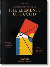 Byrne. Six Books of Euclid