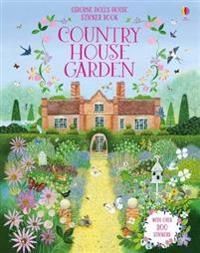 Doll's House Country House Gardens Sticker Book