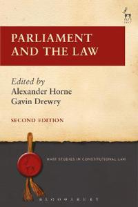 Parliament and the Law: Second Edition