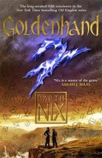 Goldenhand - the latest thrilling adventure in the internationally bestsell