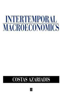 Intertemporal Macroeconomics