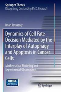 Dynamics of Cell Fate Decision Mediated by the Interplay of Autophagy and Apoptosis in Cancer Cells