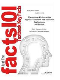Elementary and Intermediate Algebra, Functions and Authentic Applications