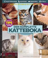 Den komplette katteboka - David Meyer, Abbie Moore, Pia Salk | Ridgeroadrun.org