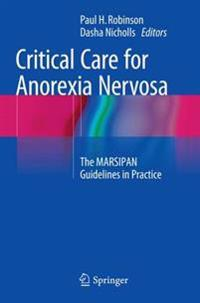 Critical Care for Anorexia Nervosa