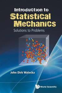 Introduction To Statistical Mechanics: Solutions To Problems