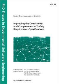 Improving the Consistency and Completeness of Safety Requirements Specifications