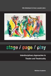 Stage, page, play