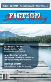 Fiction Silicon Valley: Monthly Oct 2016
