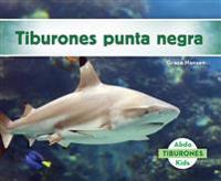 Tiburones Punta Negra (Blacktip Reef Sharks)