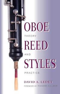 Oboe Reed Styles